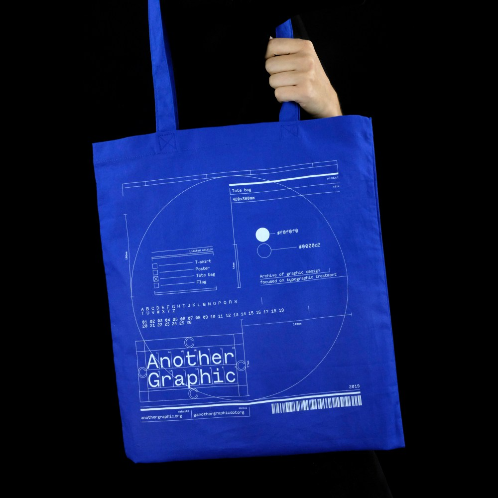 Tote bag - graphic design inspiration