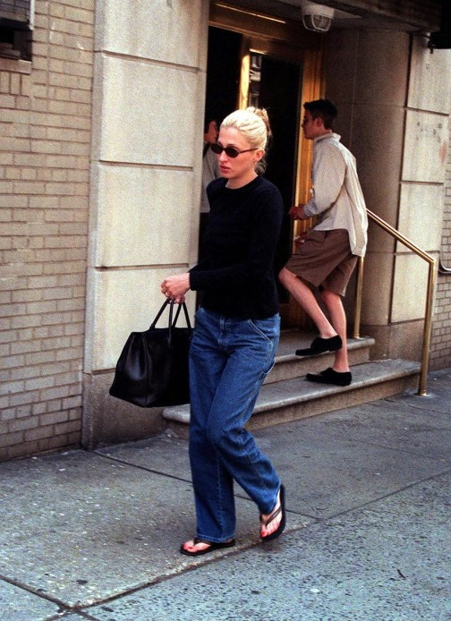 Carolyn Bessette-Kennedy: Queen of 90s Minimalist Fashion | AnOther