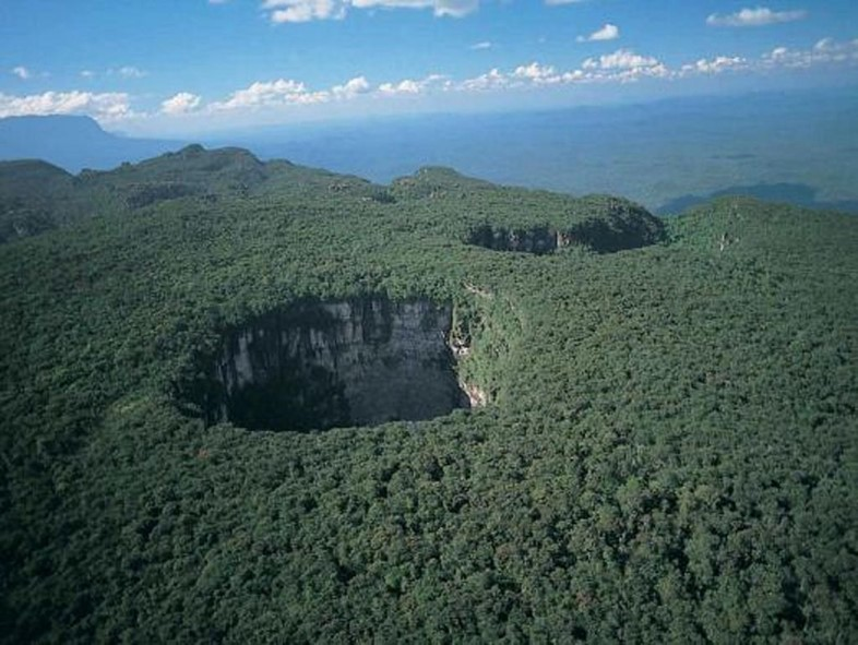 A Flat-Topped Mountain in Venezuela   AnOther
