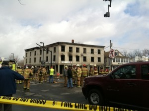 Brunswick Maine Fire