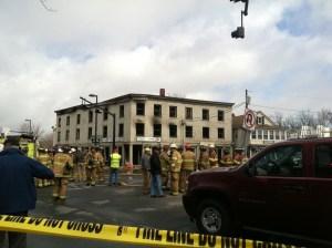 Brunswick Maine Fire