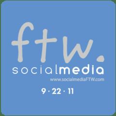 social media ftw 2011 logo