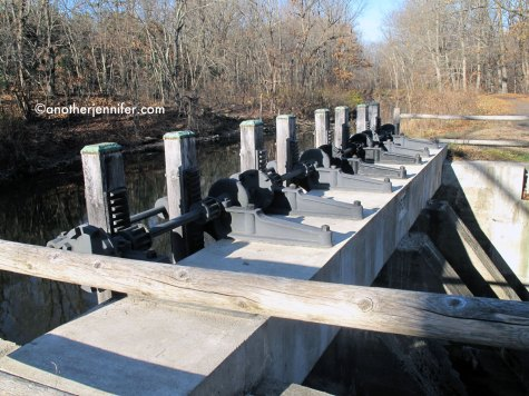 blackstone river lock