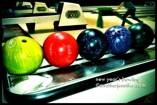 new year's bowling