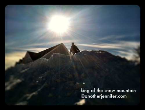 king of the snow mountain