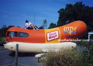 6 Life Lessons From Driving the Oscar Mayer Wienermobile