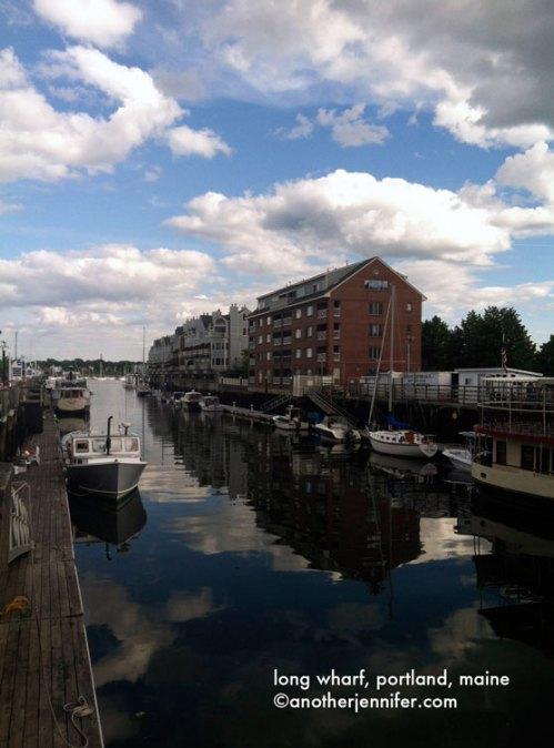 long wharf portland maine