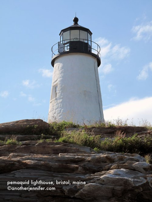 pemaquid lighthouse, bristol, maine