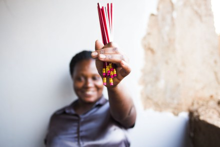 africanwomanpencils