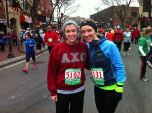 Philanthropy Friday: Running for Boston