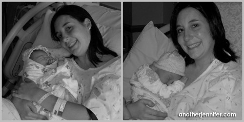 G and Biz's first pictures