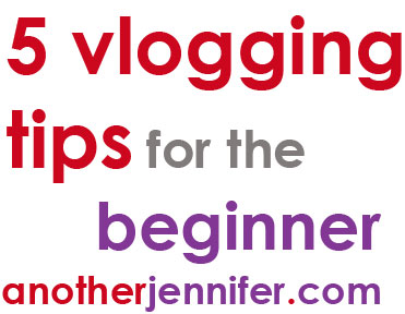 vloggingtips