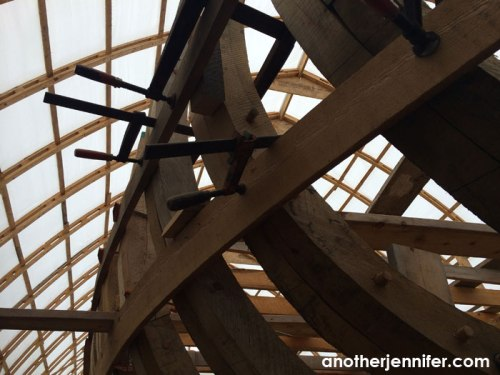 Wordless Wednesday (7.9.14): Building Virginia (in Maine) by Jennifer Iacovelli Barbour