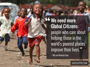 2015 Gates Letter: A Big Bet and a Call for Global Citizens