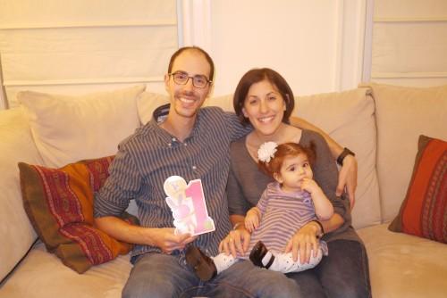 Bev and her beautiful family. (photo credit: Bev Feldman)