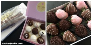 Celebrating and Thanking Moms with Chocolate #SBTreatMom