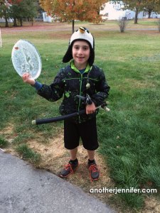 Wordless Wednesday: Maine Kid