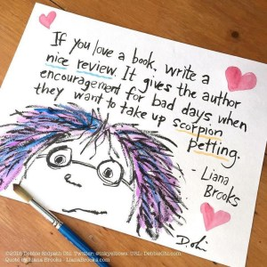 Philanthropy Friday: Be Kind to Authors on World Kindness Day!