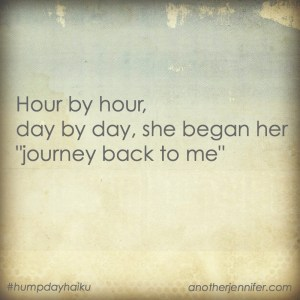 Hump Day Haiku: Hour by Hour