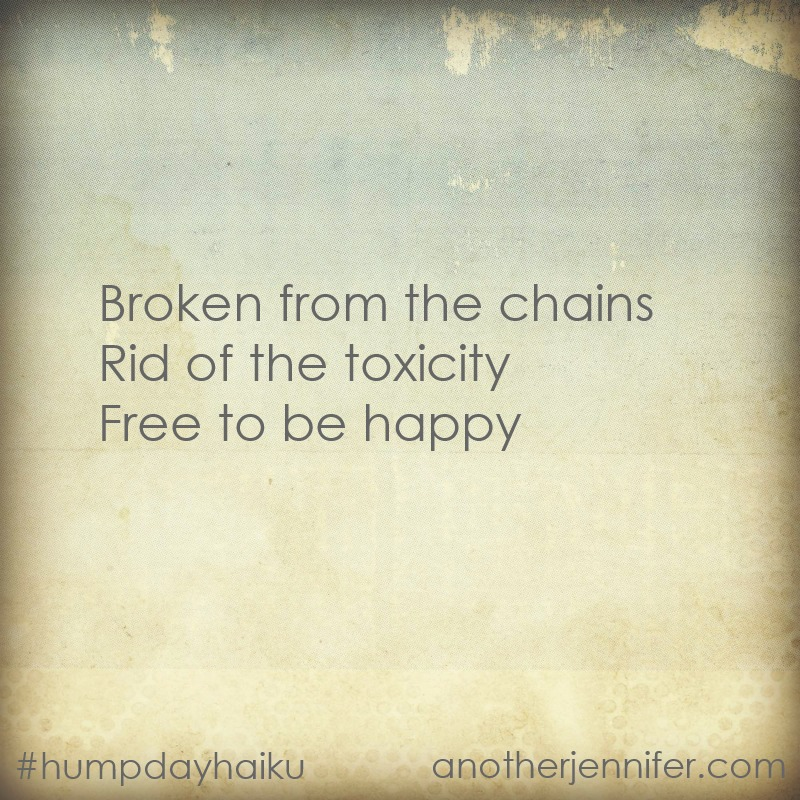 free to be happy haiku