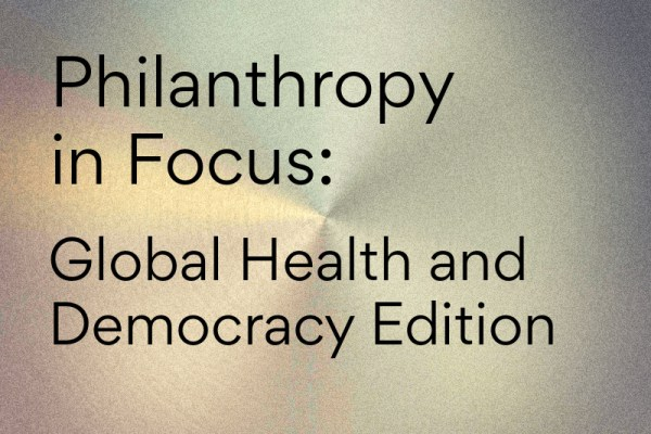 PIF: Global Health and Democracy Edition