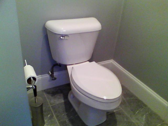 thermal hot toilet