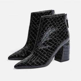 Topshop Houston Ankle Boots ($110)