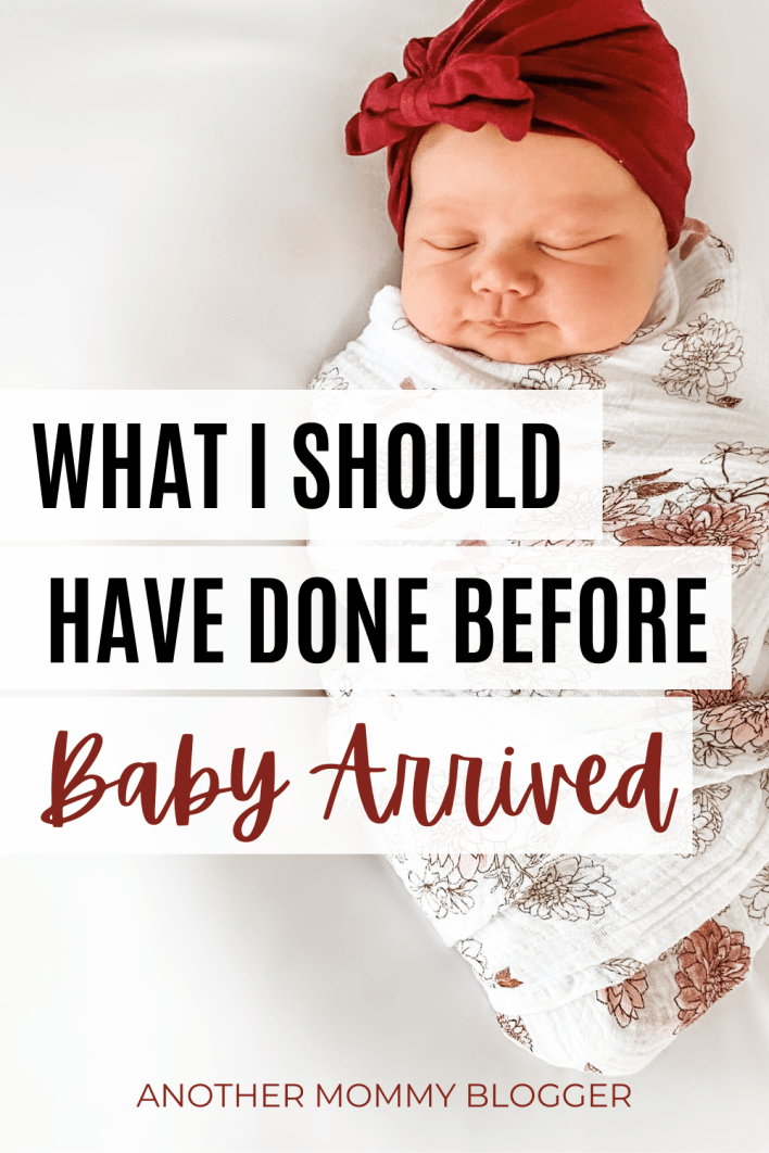 Here are a few tasks I missed on my pregnancy to do list. You should do these before baby arrived, I wish I did. #babytips #pregnancytips