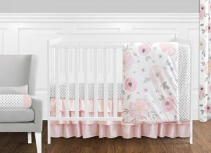 Floral Nursery Bedding Set