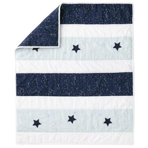 Moon And St ars Nursery Bedding