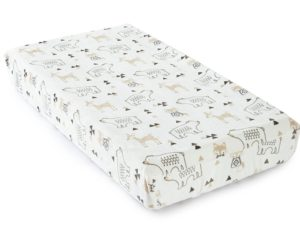 Nature Nursery Changing Pad Cover