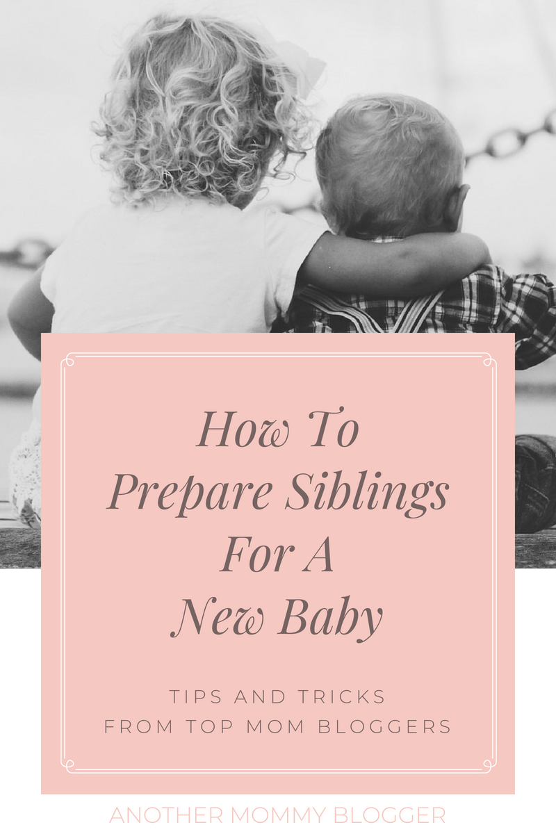 How to Prepare Siblings For A New Baby