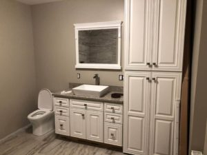 Home Renovation Bathroom