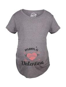 Valentines Day Pregnancy Announcement Shirt