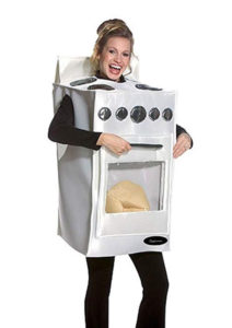 Halloween Pregnancy Reveal Costume