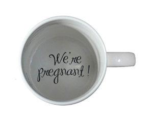 Pregnancy Reveal Mug