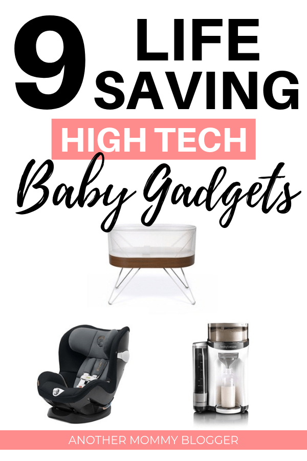 9 Must Have Life Saving Baby Gadgets You Need On Your Baby Registry