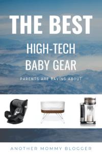 The Best High-Tech Baby Gear