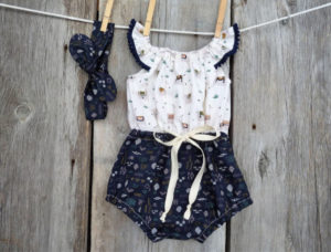 Kinder Sprouts organic baby clothes