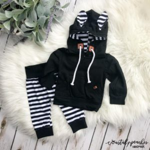 Coastal Peaches Easter Outfit