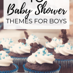 10 Baby Shower Themes For Baby Boys