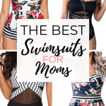 The Best Swimsuits For Moms