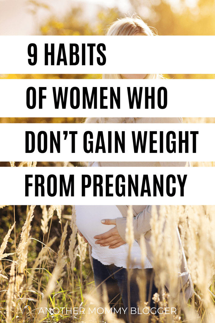 Want to know how to not gain weight during pregnancy? Here are fit pregnancy tips for every trimester so you can learn how to have a fit pregnancy.