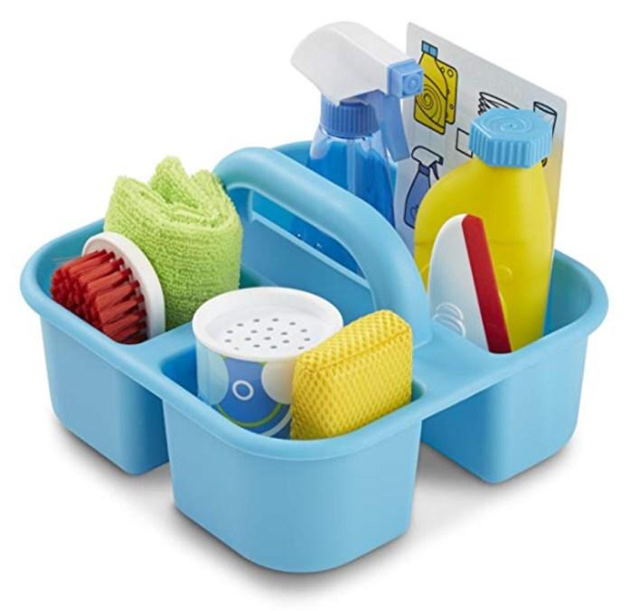 Toddler chores toys