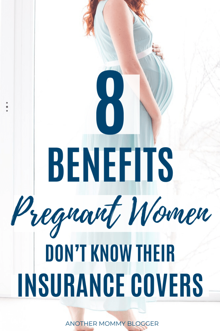 Don't be one of those pregnant women who pay for these pregnancy essentials. These pregnancy must haves are already covered by your health insurance. #pregnancy