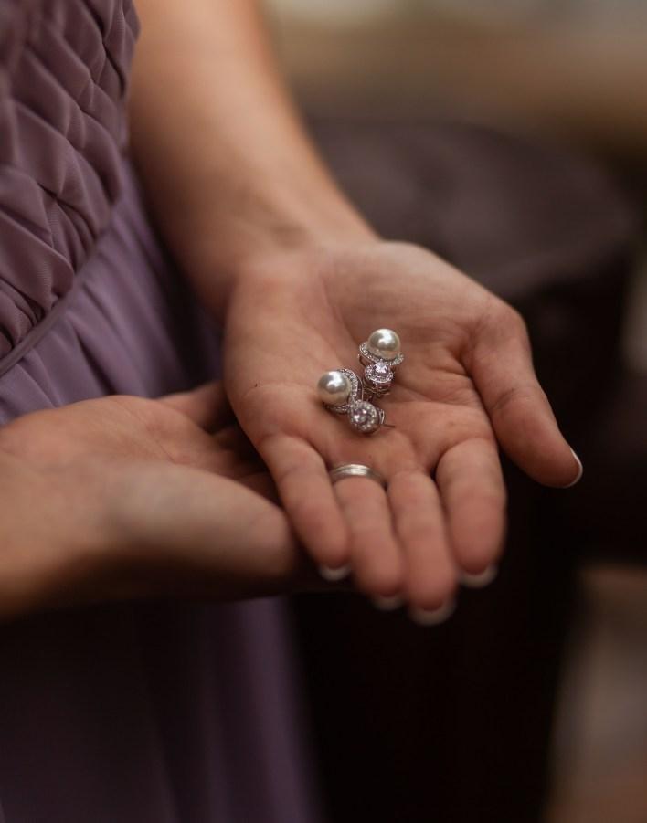 Something Borrowed Wedding Photo Ideas