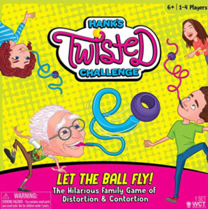 Hanks Twisted Challenge Family Fun Game