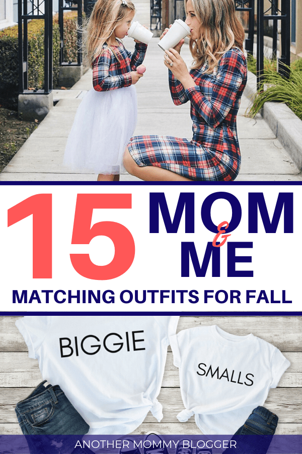 15 Cutest Mommy And Me Outfits For Fall