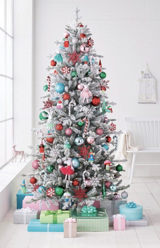 Fairy Tale Forest Christmas Tree