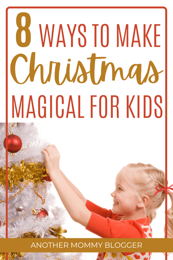 Check out these Christmas ideas for kids. Start these Christmas traditions. Your kids will love them for years to come. #christmasforkids